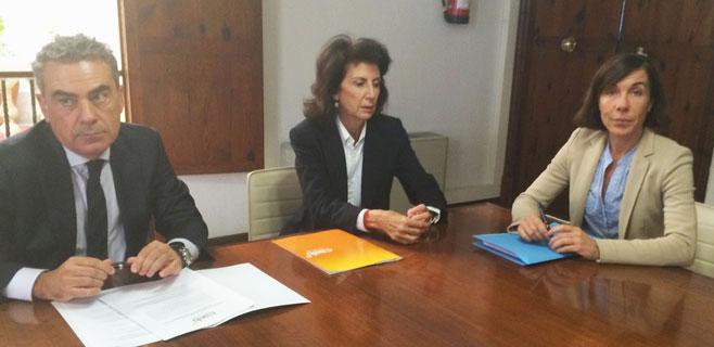 La CAEB reitera su rechazo a la ecotasa ante la conselleria de Turisme