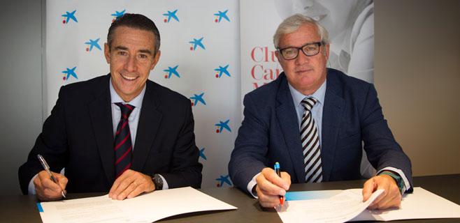 CaixaBank y la Cambra impulsan la competitividad