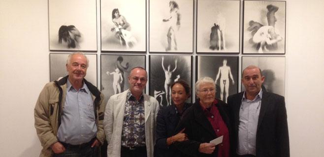 Can Prunera repasa la vida y la obra de Eva Choung-Fux