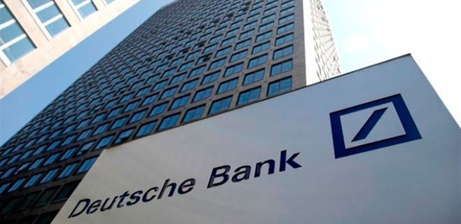 Deutsche Bank ingresa por error 5.300 millones a un cliente