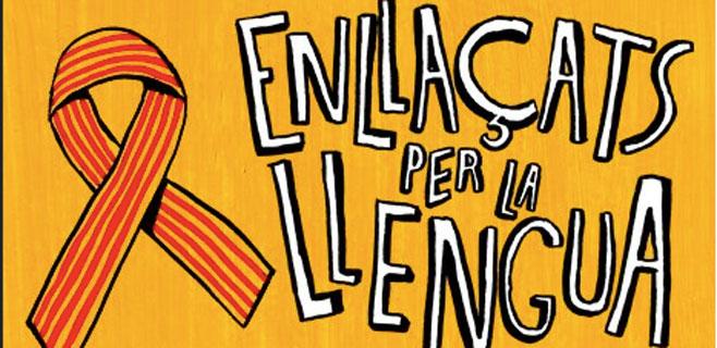 Enllaçats per la llengua demanda un espacio de comunicación en catalán