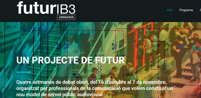 Laboratorio de ideas para el futuro de IB3