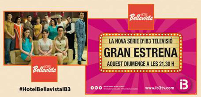 IB3 estrena Hotel Bellavista