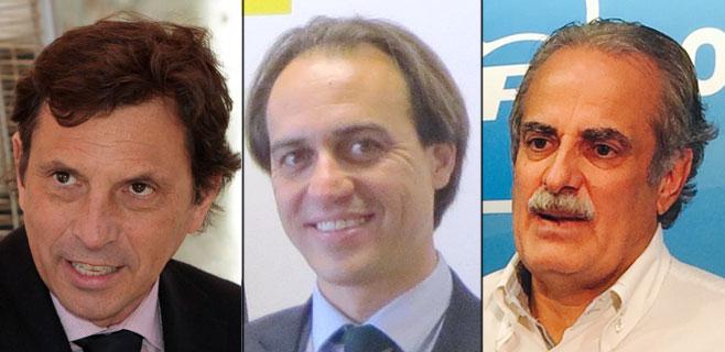 Isern, Gijón y Ramis se han postulado para ser candidatos del PP al Congreso