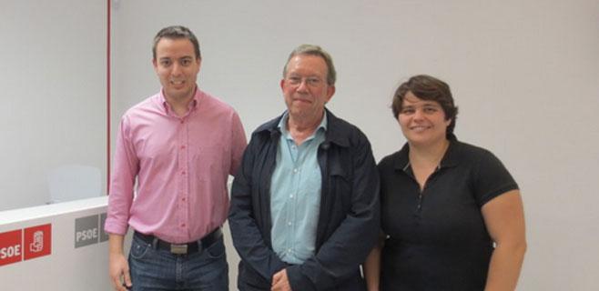 Javier Tejero ocupa el tercer puesto en la candidatura del PSIB al Congreso
