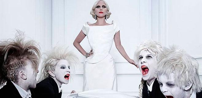 Lady Gaga, actriz en 'American Horror Story Hotel'
