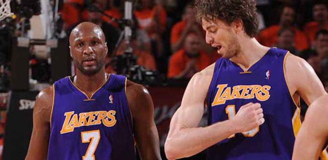 Hallado inconsciente el exjugador de la NBA, Lamar Odom