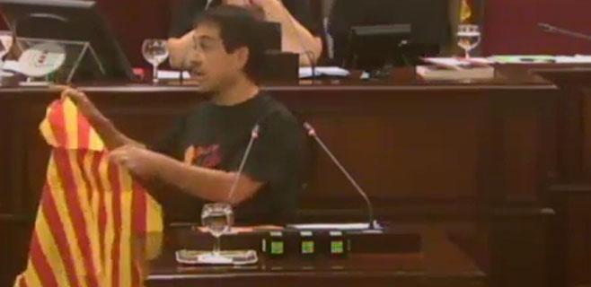 El Parlament liquida la Llei de Símbols