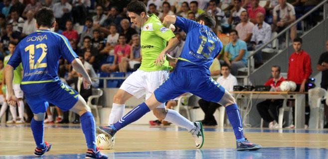 Demasiado campeón para el Palma Futsal