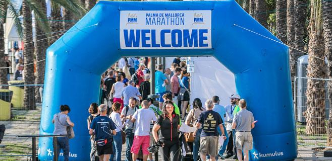 9.000 corredores de 45 países se han inscrito a la Palma de Mallorca Maratón