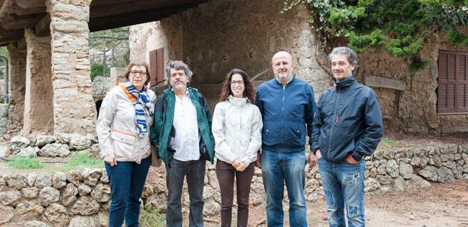 El refugio de Sa Coma d'en Vidal abrirá en 2016