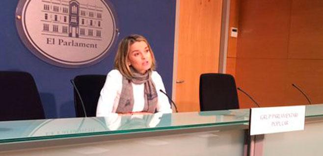 El PP pedirá explicaciones si se comprueban negligencias en Es Pinaret