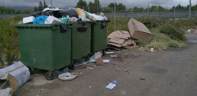 La Policía pone en marcha un plan contra los residuos