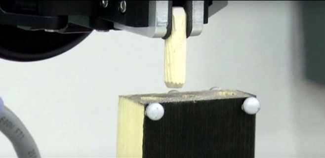 Un robot para montar los muebles de Ikea