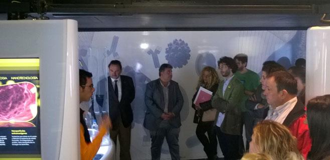 La Caixa organiza una exposición interactiva en Sa Pobla