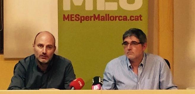 Més estudia acciones legales contra José Ramón Orta por el