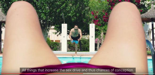 Una campaña propone a los daneses venir a Mallorca a tener sexo