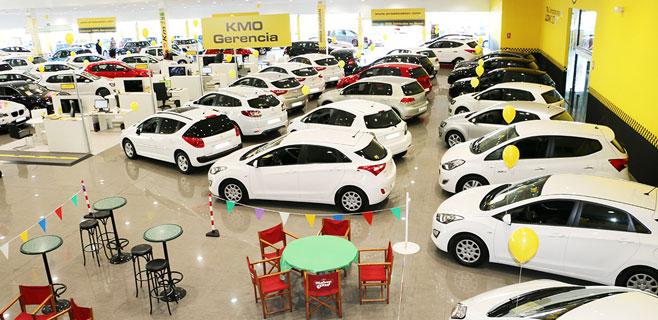 200 coches preparados para la Feria del Vehículo de Ocasión