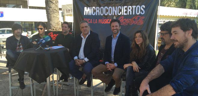 Los microconciertos traen a Palma a Pep Sala y otros 3 artistas
