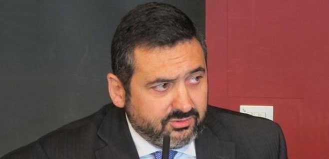 El español Alex Cruz, presidente de British Airways