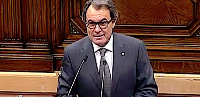 La CUP vuelve a decir 'no' a la investidura de Artur Mas
