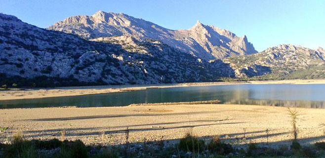 Los embalses de la Serra sobreviven a la falta de precipitaciones de este otoño