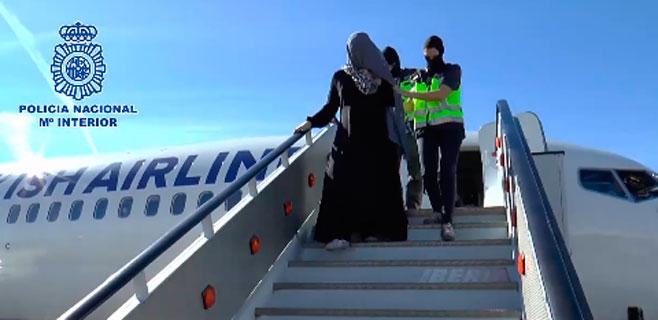 A prisión la española detenida por su vinculación con el EI