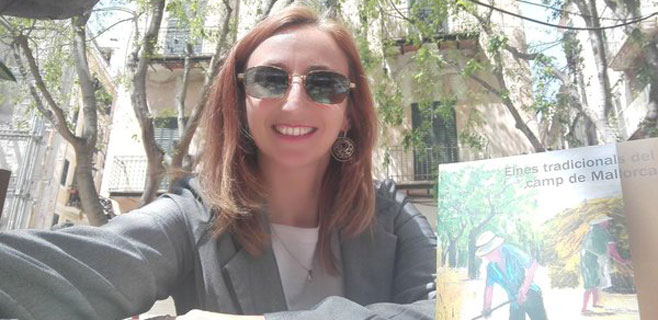 Francesca Jaume arrasa con su libro
