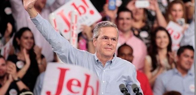 Jeb Bush hubiera querido matar a Hitler cuando aún era niño
