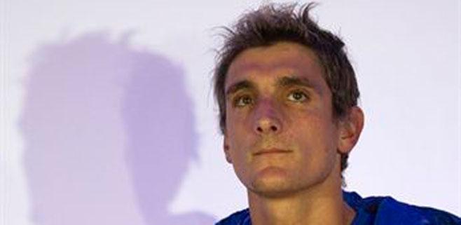 Muere el triatleta francés Laurent Vidal