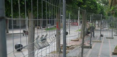 Magaluf inicia las obras de su avenida