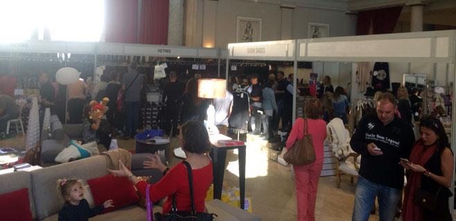 Más de 5.000 personas pasan por la Feria Outlet de Mallorca