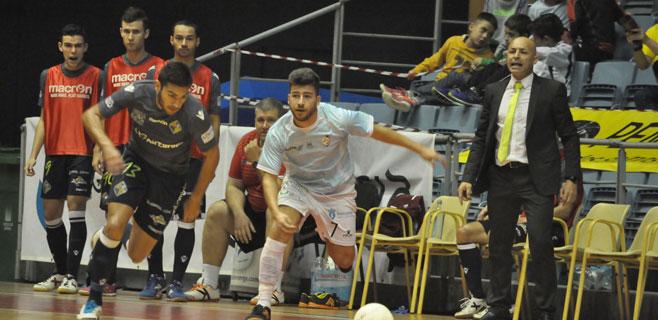 El Palma Futsal retoma el sueño de la Copa del Rey (1-3)