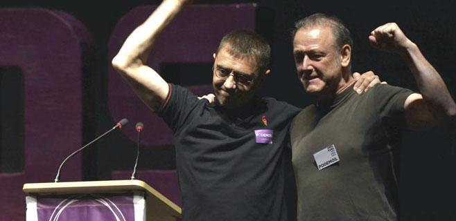 Dimite la dirección de Podemos Euskadi