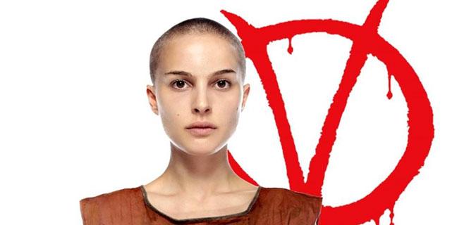 Natalie Portman se rapó 'al cero'