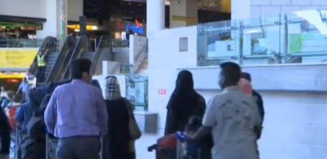 Llegan a España los primeros 19 refugiados