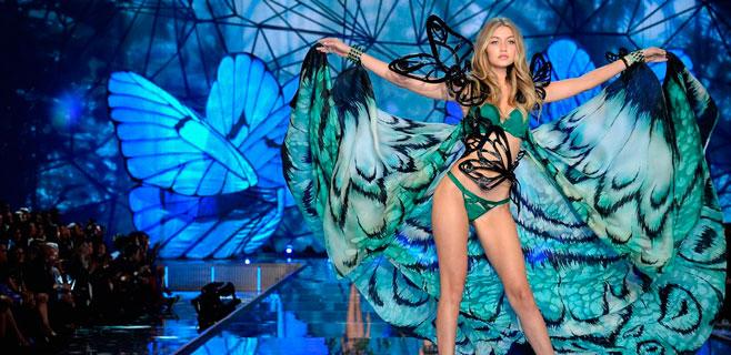 Primeras imágenes del 21 desfile de Victoria's Secret