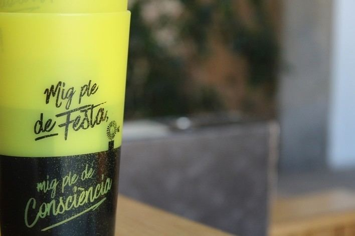Los bares de Sa Pobla utilizarán vasos reutilizables para evitar residuos durante las fiestas