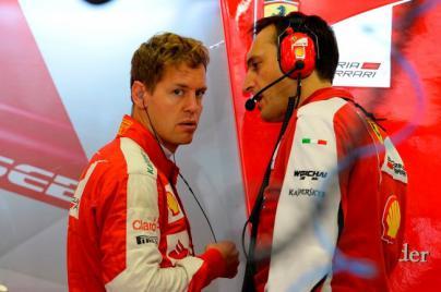 Vettel destrona de la pole a Hamilton