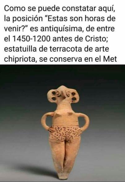 En el Chipre antiguo también había madres en jarras