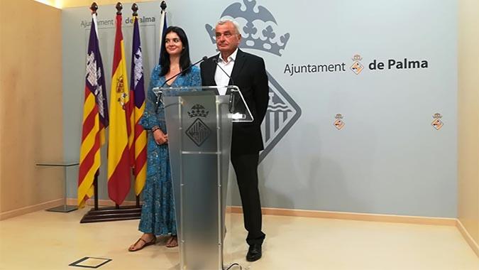 Vox tilda de 'victimistas' a Hila y Noguera porque 'sabían que Son Busquets saldría a subasta'