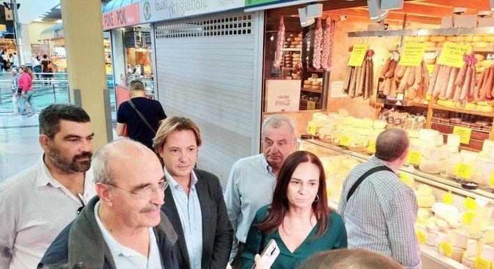Salvá advierte a la izquierda 'que hagan vivienda de protección oficial y se dejen de expropiar pisos'