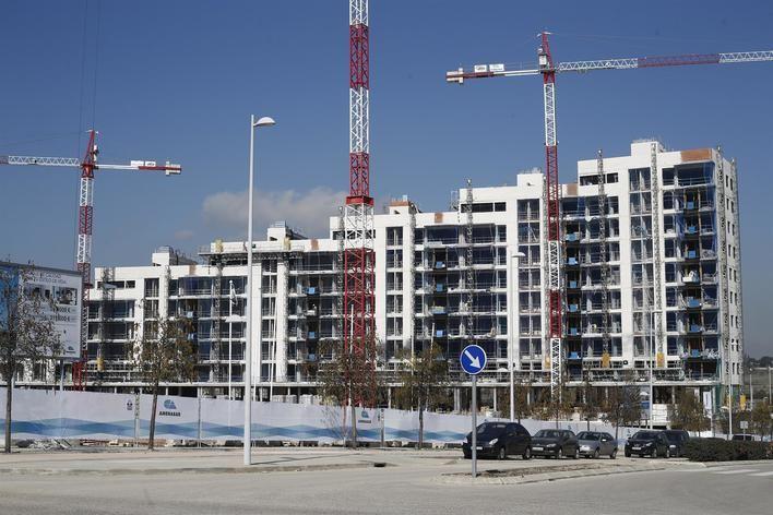 Las VPO frenan la caída de visados de vivienda en Baleares