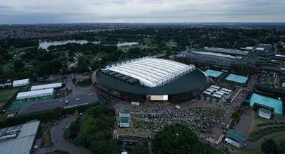 Los contendientes velan armas para afrontar una semana decisiva en Wimbledon