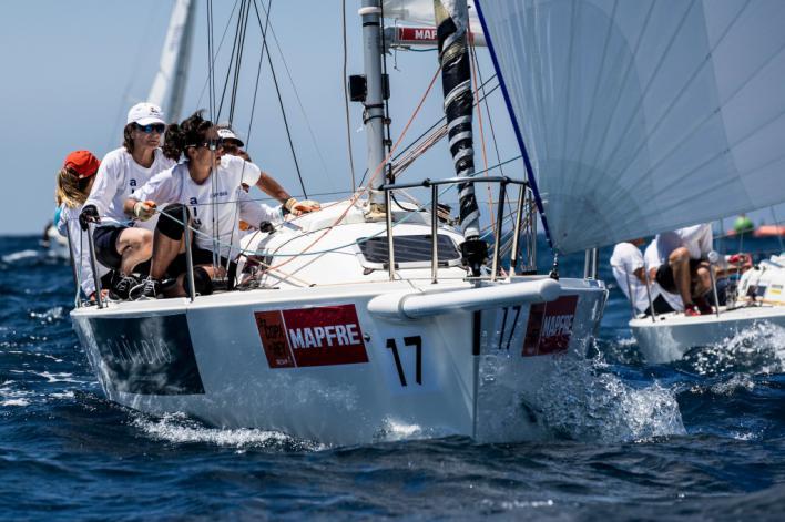 La Copa del Rey Mapfre estrena la clase femenina Women´s Cup