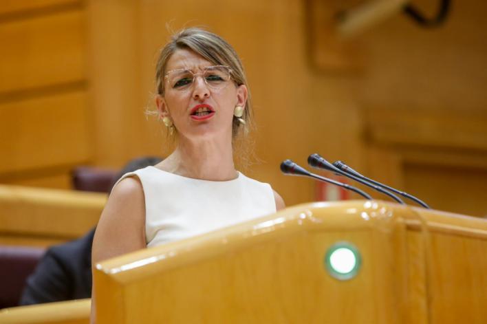Díaz abre la puerta a ERTEs hasta finales de año en algunos sectores
