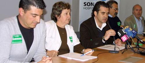 noticias mallorca Médicos y enfermería pierden 10 liberados sindicales