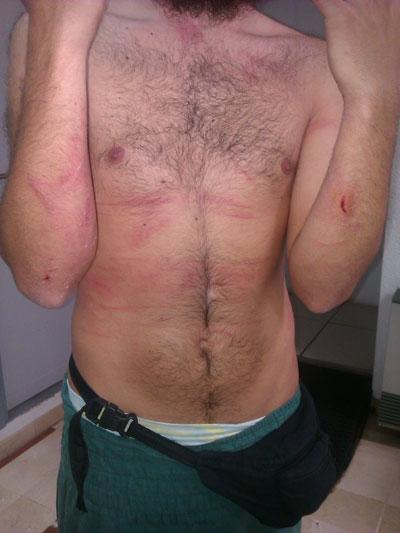 noticias mallorca Denuncian haber sido agredidos en el interior del consulado marroquí