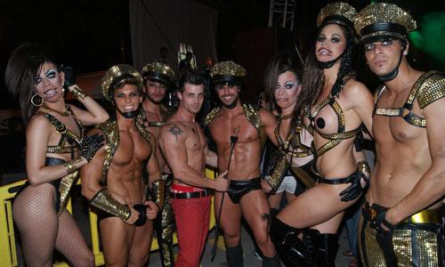 noticias mallorca Éxito en la celebración del Día del Orgullo LGTB