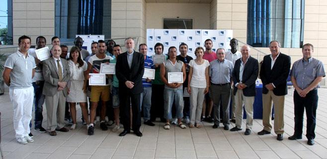 DiplomasEndesa-Caritas